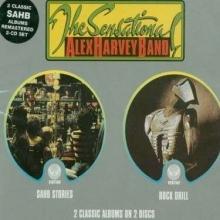SAHB Stories / Rock Drill (2 Classic Albums) - de Alex Harvey ( Sensational Alex Harvey Band )