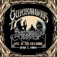 Quicksilver Messenger Service - Live At Fillmore 1968