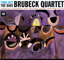 Time Out - 200 gr - 45 RPM - de Dave Brubeck