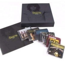 The Doors - Infinite Collector Box (6 Hybrid-SACD + Buch) - de Doors.