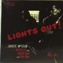 Jackie McLean - Lights Out HQ