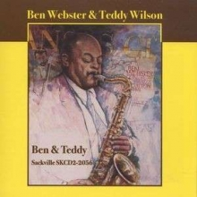 Ben & Teddy - de Ben Webster