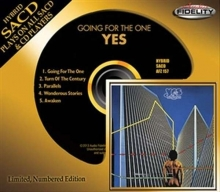 Yes. - Going For The One (Ltd. Edition)