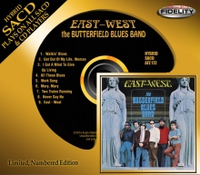 Butterfield Blues Band - East West - Limited Numbered Edition