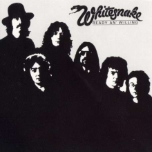 Whitesnake - Ready An' Willing (180g)