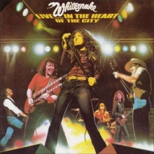 Live In The Heart Of The City (180g) - de Whitesnake
