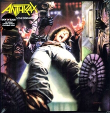 Spreading The Disease (180g) - de Anthrax