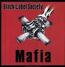 Black Label Society - Mafia - 180gr - Limited Edition - Colored Vinyl