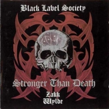 Stronger Than Death (180g) (Limited Edition) - de Black Label Society