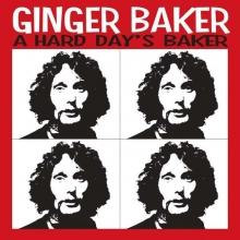 Ginger Baker - A Hard Day's Baker