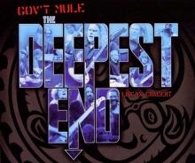 Deepest End: Live In Concert (2CD + DVD) - de Gov't Mule