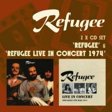 Refugee / Live In Concert 1974 - de Refugee