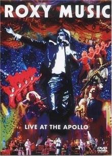 Roxy Music - Live at the Apollo London 2001