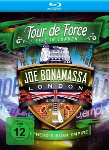 Tour De Force - Shepherd's Bush Empire - de Joe Bonamassa