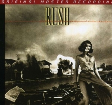 Permanent Waves - de Rush (Band)