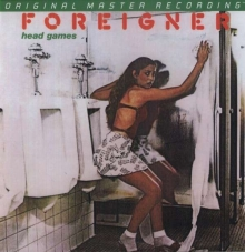 Foreigner - Head Games - 180gr