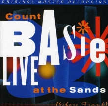 Count Basie - Live At The Sands - LP