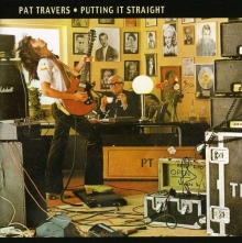 Putting It Straight - de Pat Travers