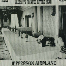 Bless It's Pointed Little Head - de Jefferson Airplane
