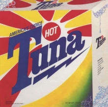 Hot Tuna - America's Choice - LTD Vinyl Replica