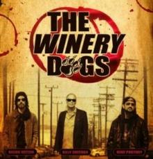 Winery Dogs - de Winery Dogs