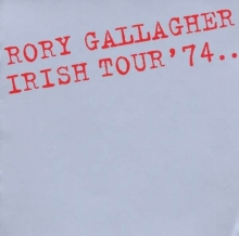 Irish Tour '74 - de Rory Gallagher