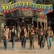 No Guts No Glory - 180 gr - de Molly Hatchet