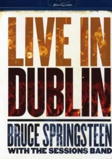 With The Session Band Live In Dublin - de Bruce Springsteen