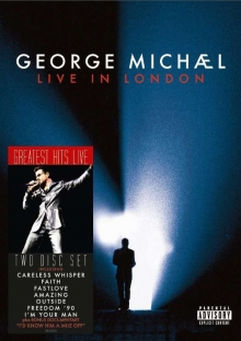 Live In London 2008 - de George Michael