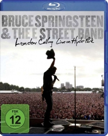 Bruce Springsteen -  London Calling: Live In Hyde Park 28.6.2009