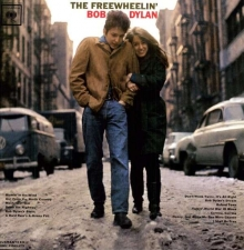The Freewheelin - de Bob Dylan