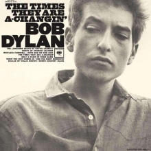 The Times They Are A-Changin' - de Bob Dylan