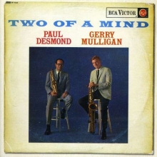 Gerry Mulligan - Two Of A Mind