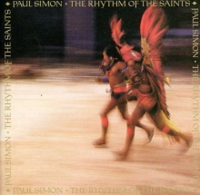 The Rhythm Of The Saints - de Paul Simon