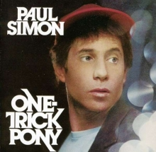 One Trick Pony - de Paul Simon
