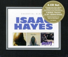 Isaac Hayes - Essential Albums:Hot Buttered Soul/Black Moses/Shaft(Ltd.Ed)