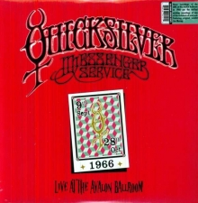 Quicksilver Messenger Service - Live At The Avalon Ballroom, San Francisco (180g)