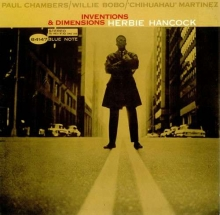 Inventions And Dimensions (180g) - de Herbie Hancock