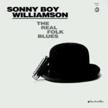 Sonny Boy Williamson (alias Rice Miller) - The Real Folk Blues
