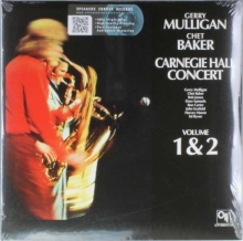 Gerry Mulligan - Carnegie Hall Concert