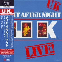 U. K. - Night After Night