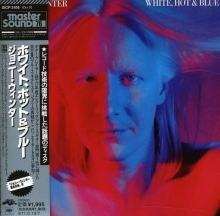 Johnny Winter - White Hot & Blue