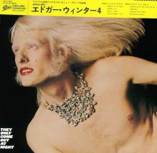They Only Come Out At night - de Edgar Winter