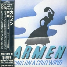 Dancing On a Cold Wind - de Carmen