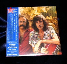 David Crosby, Nash - Wind On The Water