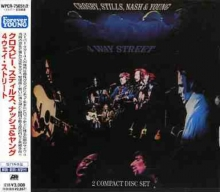 Crosby, Stills, Nash & Young - 4 Way Street - Live
