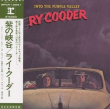 Into the Purple Valley - de Ry Cooder
