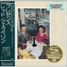 Presence - de Led Zeppelin