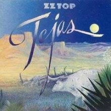 ZZ Top - Tejas SHM Japan Paper Sleeve