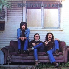 Crosby, Stills, Nash - Paper Sleeve - de Crosby, Stills & Nash